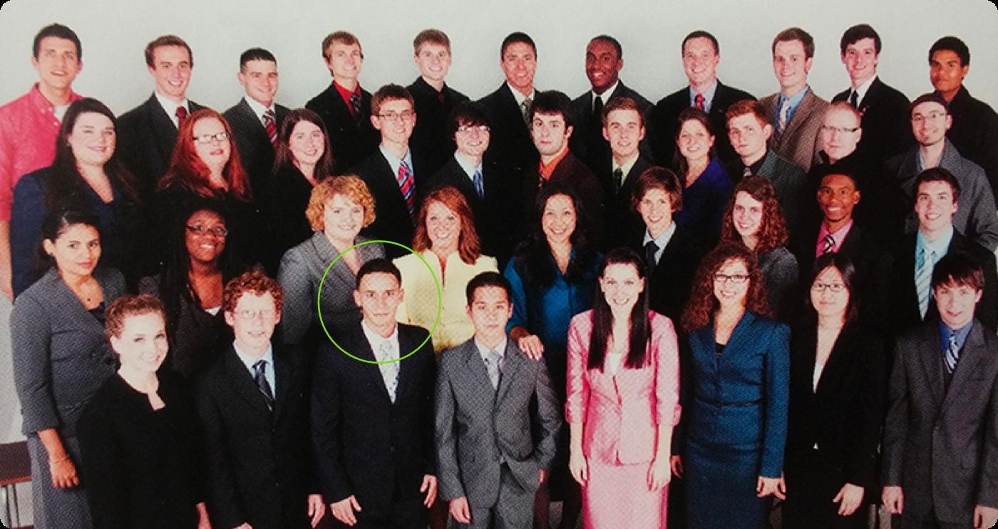 Western Kentucky University Speech and Debate team - 2009 / 10