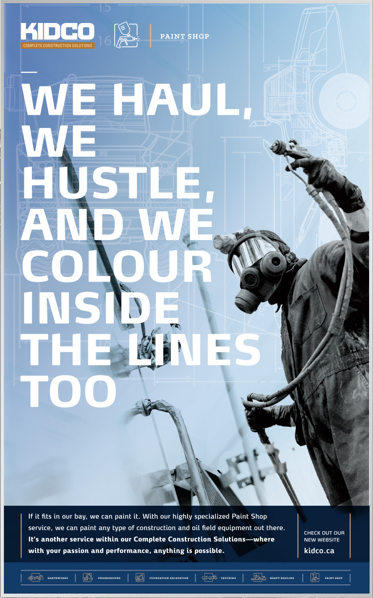 Corporate poster design