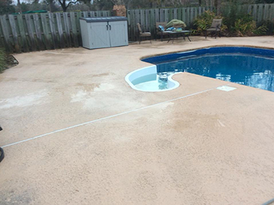 cement cleaning by coastal cleaning services