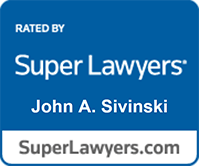 John Sivinsk - Super Lawyer