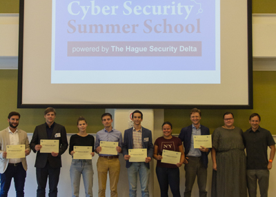 Cyber Norms at the International Cyber Security Summer School 2019