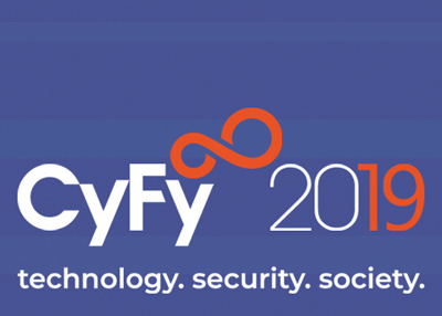 Dennis Broeders at CyFy 2019