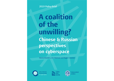Policy Brief | A coalition of the unwilling? Chinese & Russian perspectives on cyberspace