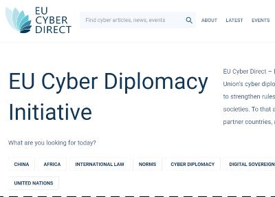 Dennis Broeders and François Delerue Join EU Cyber Diplomacy Initiative