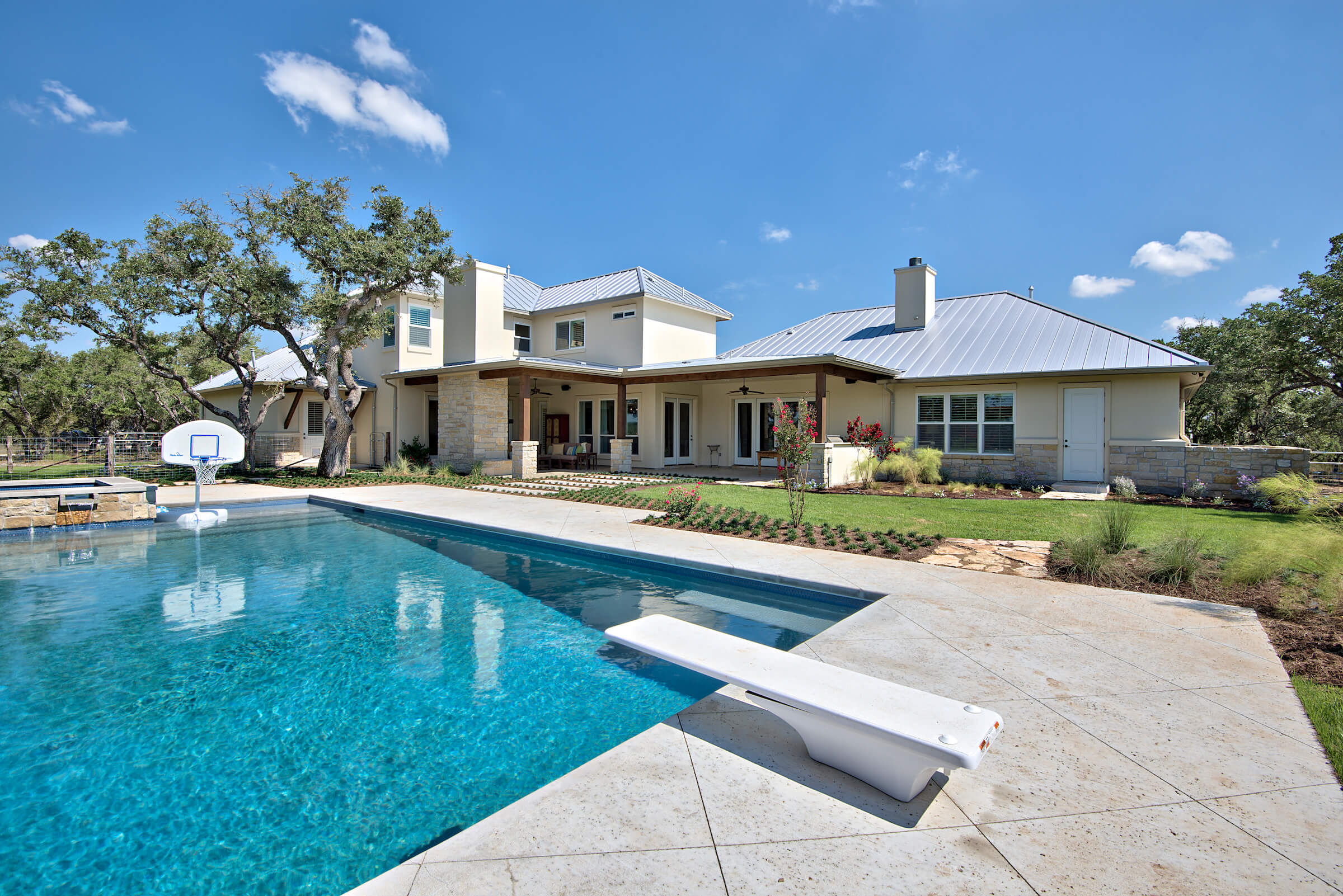 Austin swimming pool