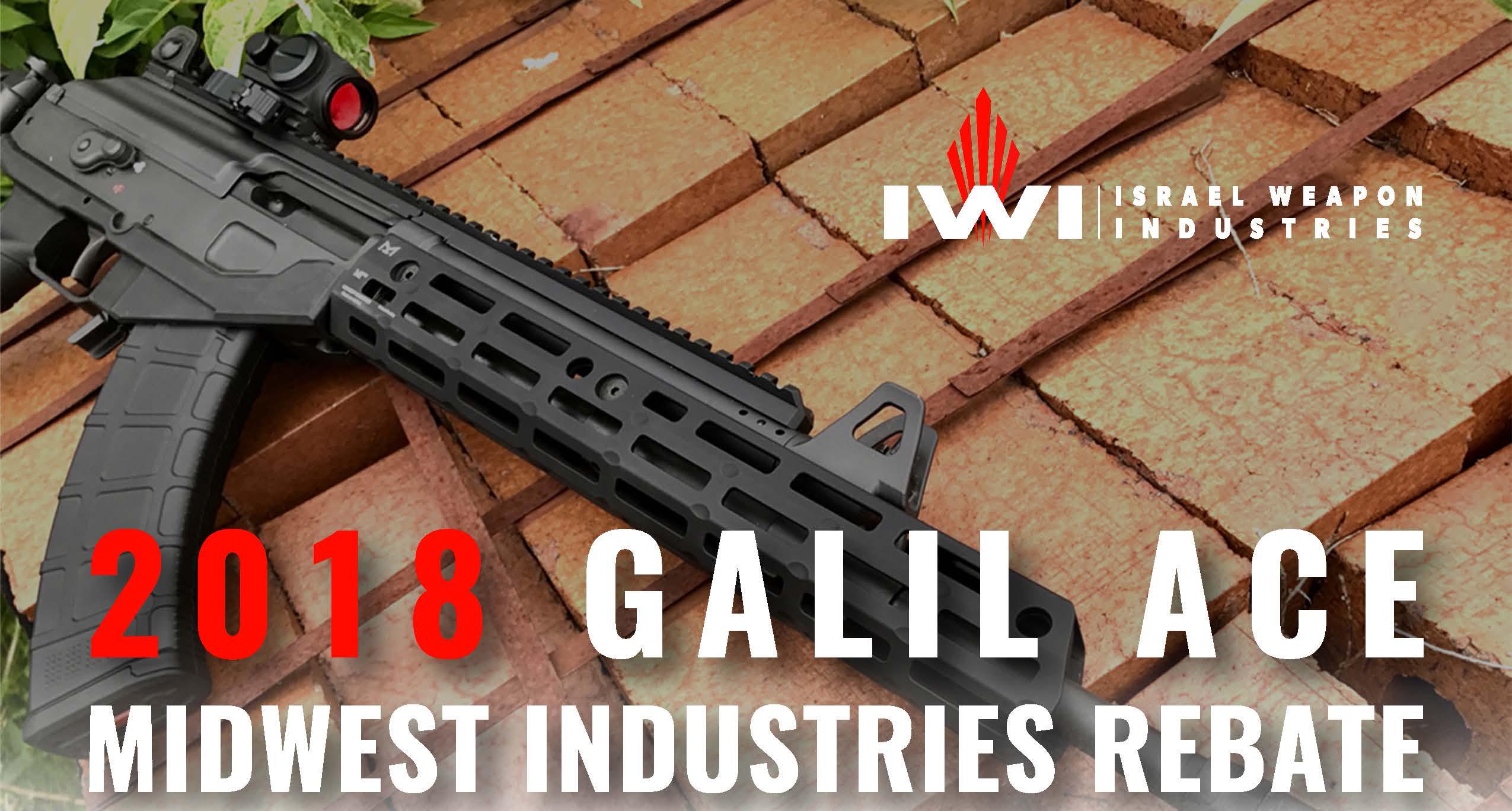 IWI - Galil ACE Promotion