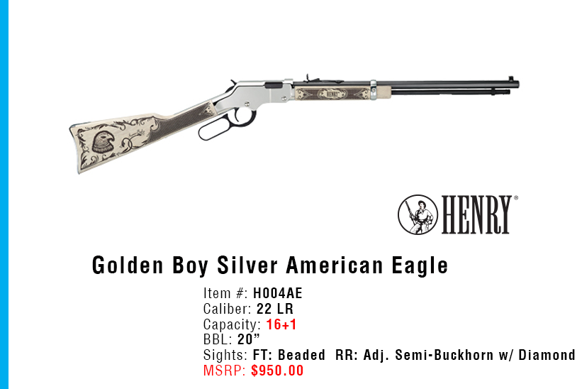 Great Gun Giveaway - Henry Repeating Arms