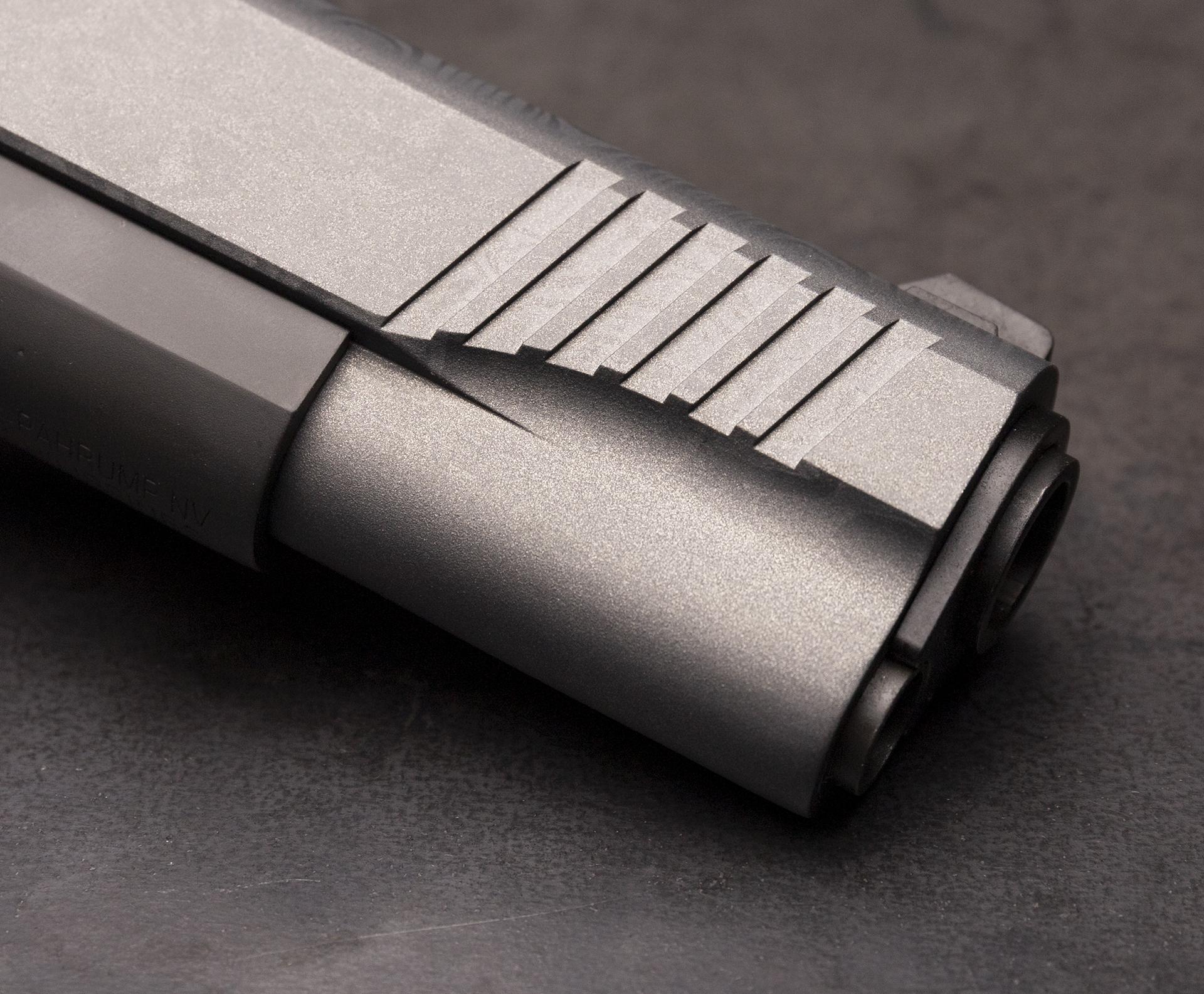 madagascar forward slide serration