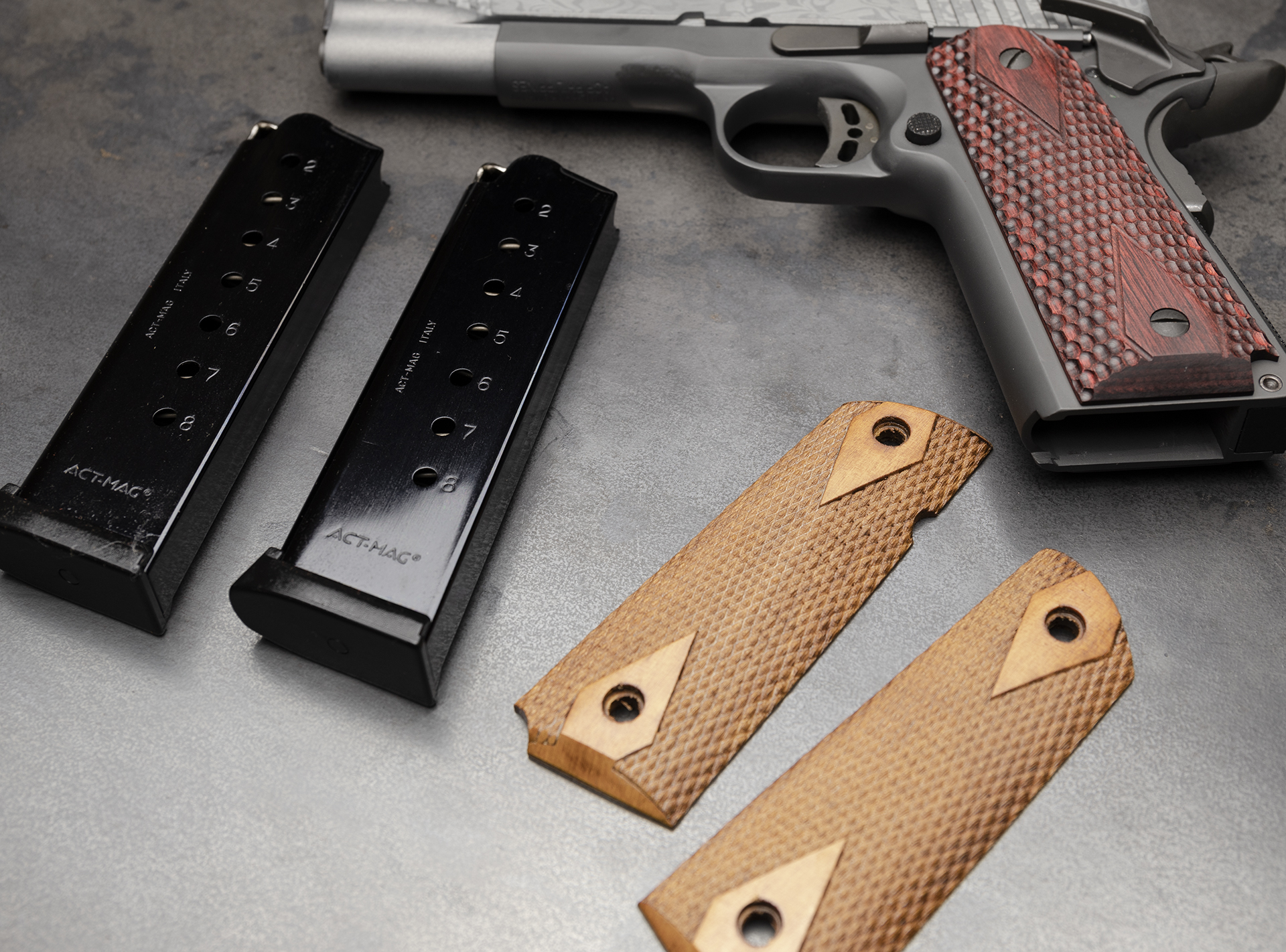 madagascar grips mags