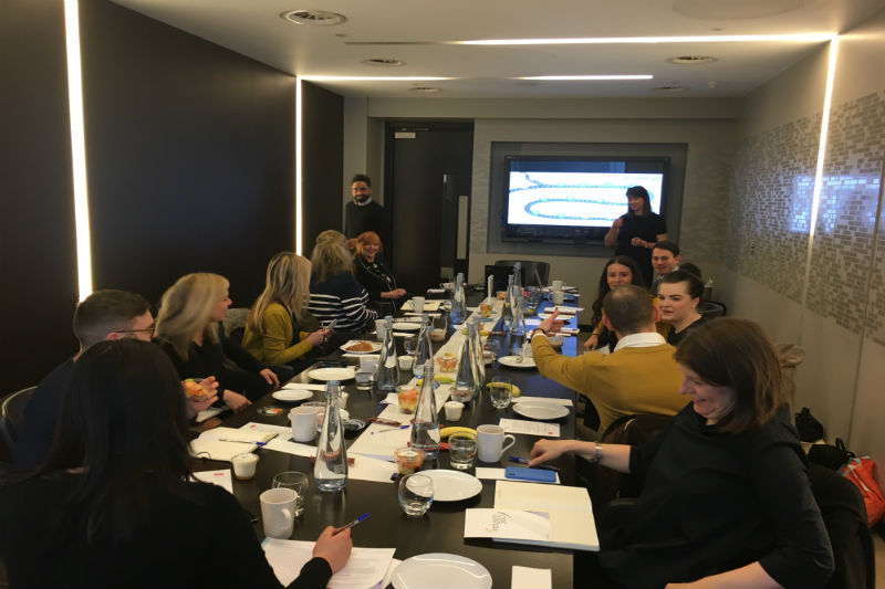 London - How to create inclusion from day 1 – workshop