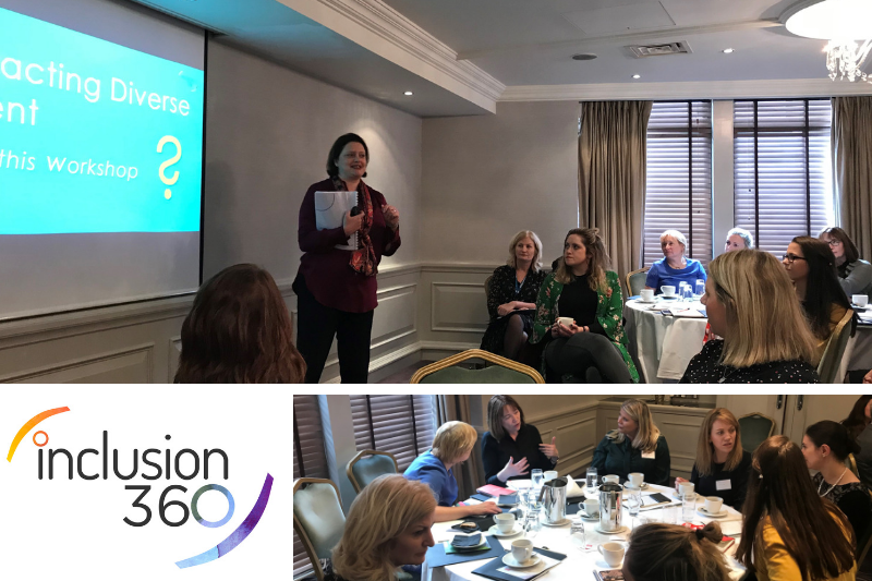 How to reduce bias in your selection process - Inclusion 360 workshop