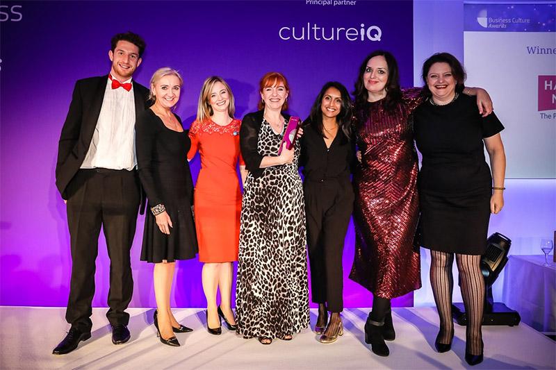 Harvey Nash win Diversity and Inclusion Award