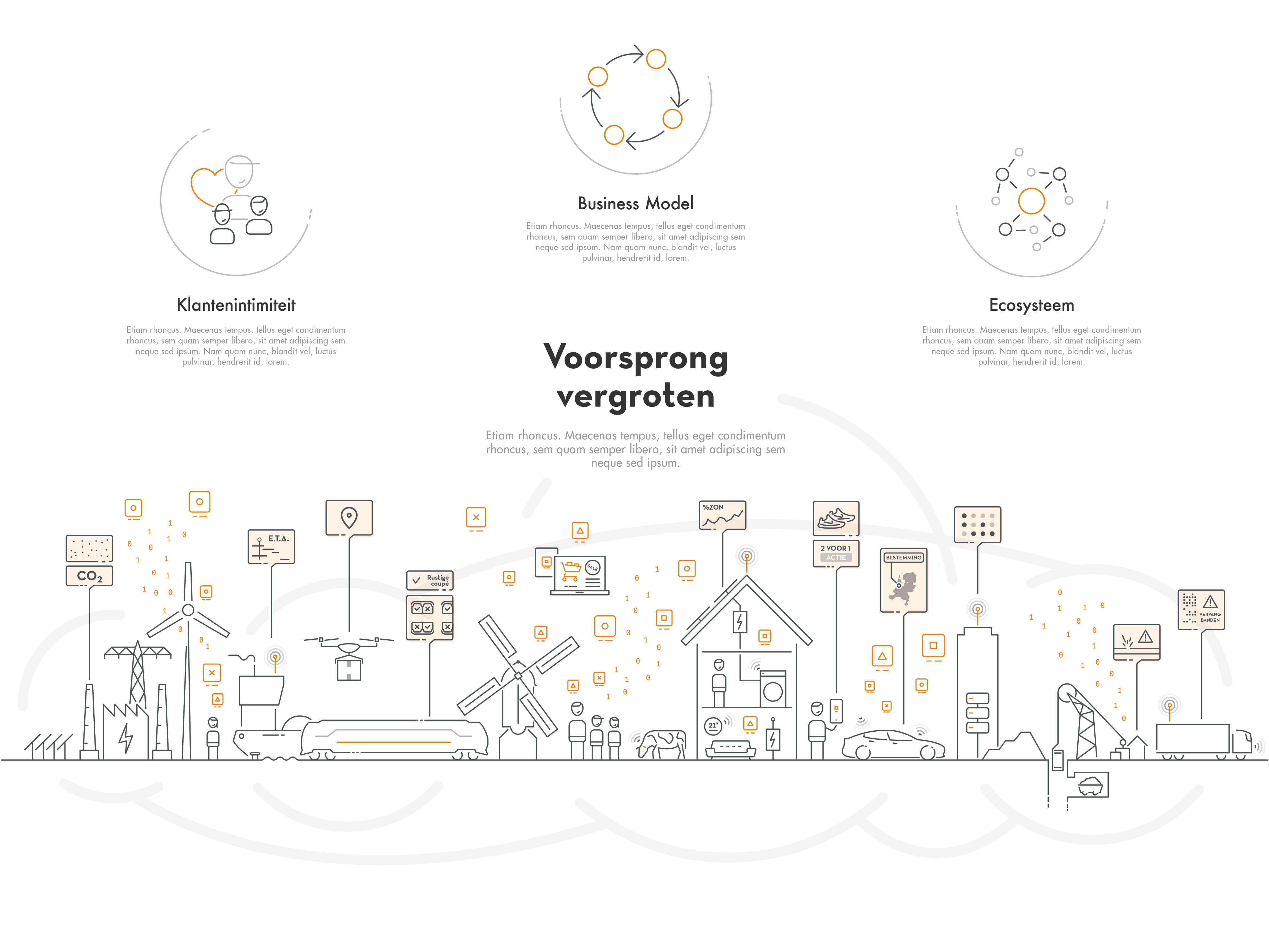 ordina infographic