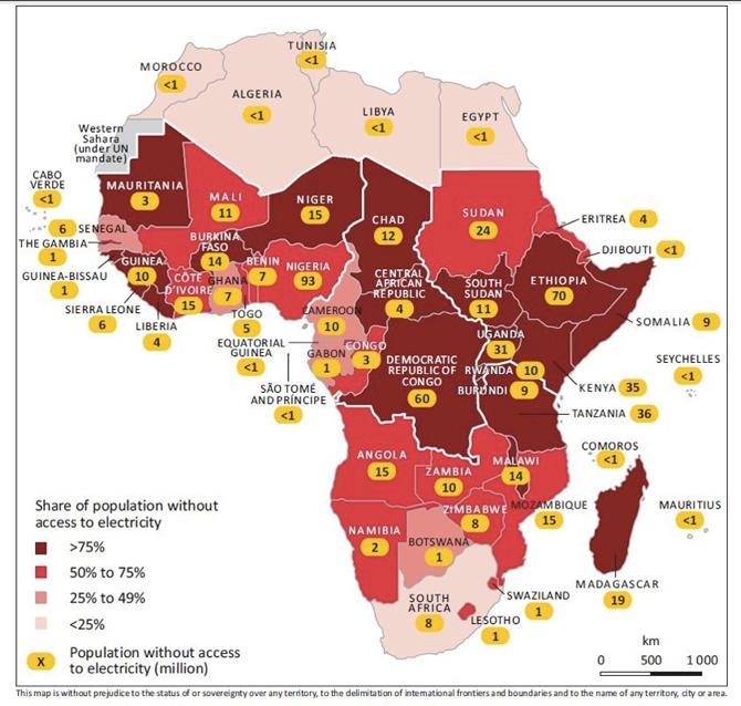 L'Afrique digitale prête à changer le monde