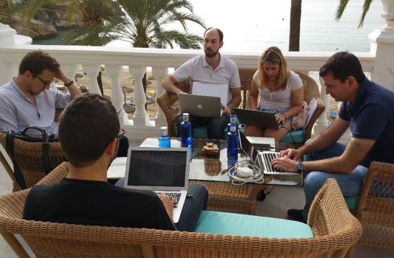 Un des groupes de travail, emmené par Pierre Guimard, Directeur Associé de Keley Consulting