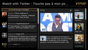 Le succès de l'application Twitter d'Orange se confirme au Mipcom