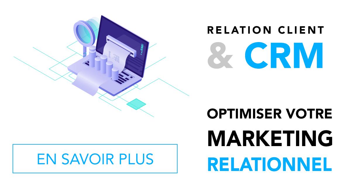 Visuel pour lier l'article à notre page stratégie CRM et marketing relationnel