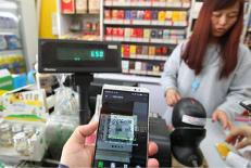 Le QR Code : une méthode privilégiée par les taxis et les petits commerçants.