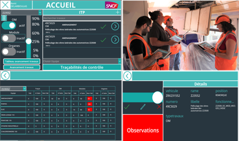 Exemple de low code pour automatiser un process d'inspection