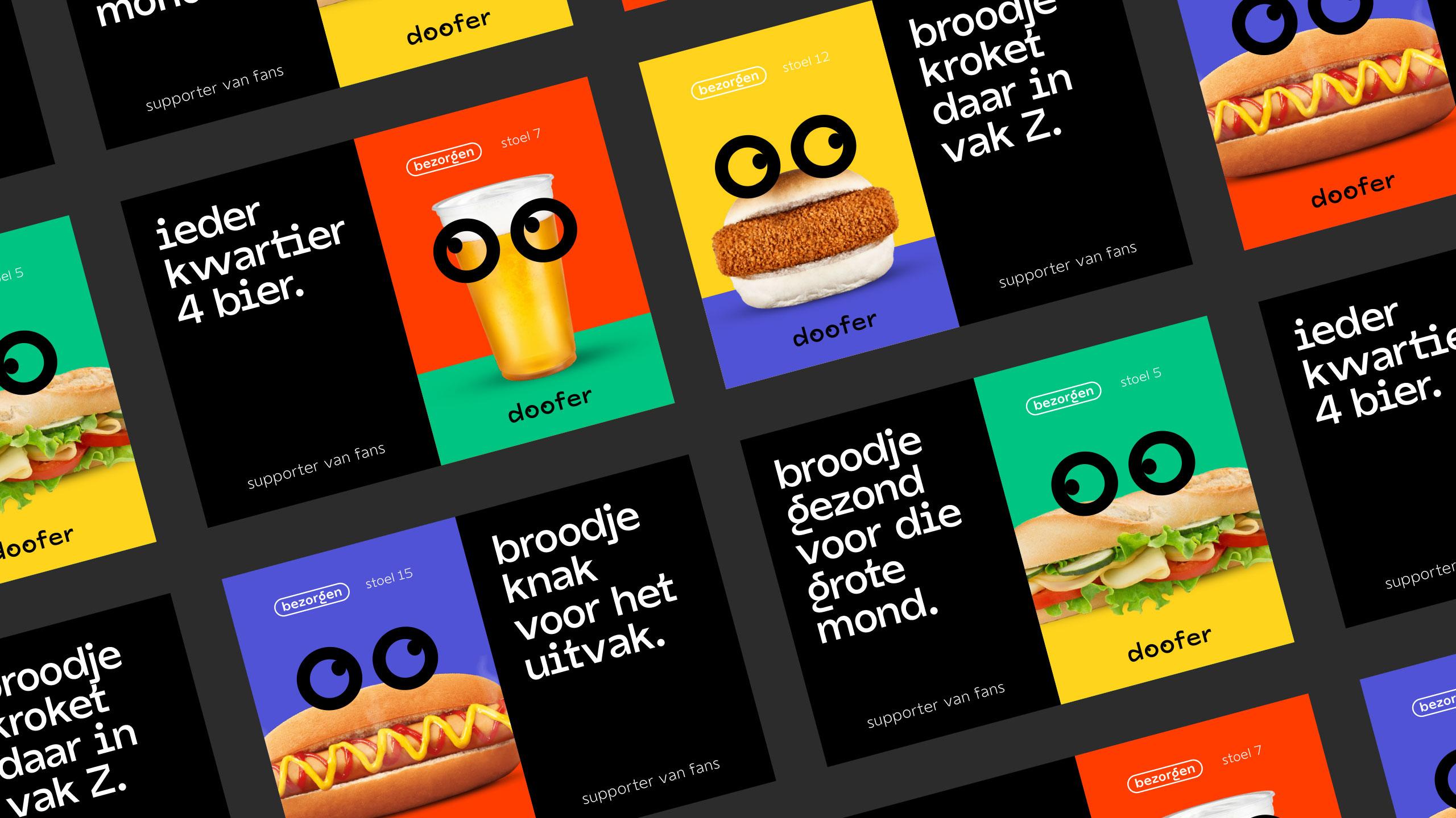 Doofer ads