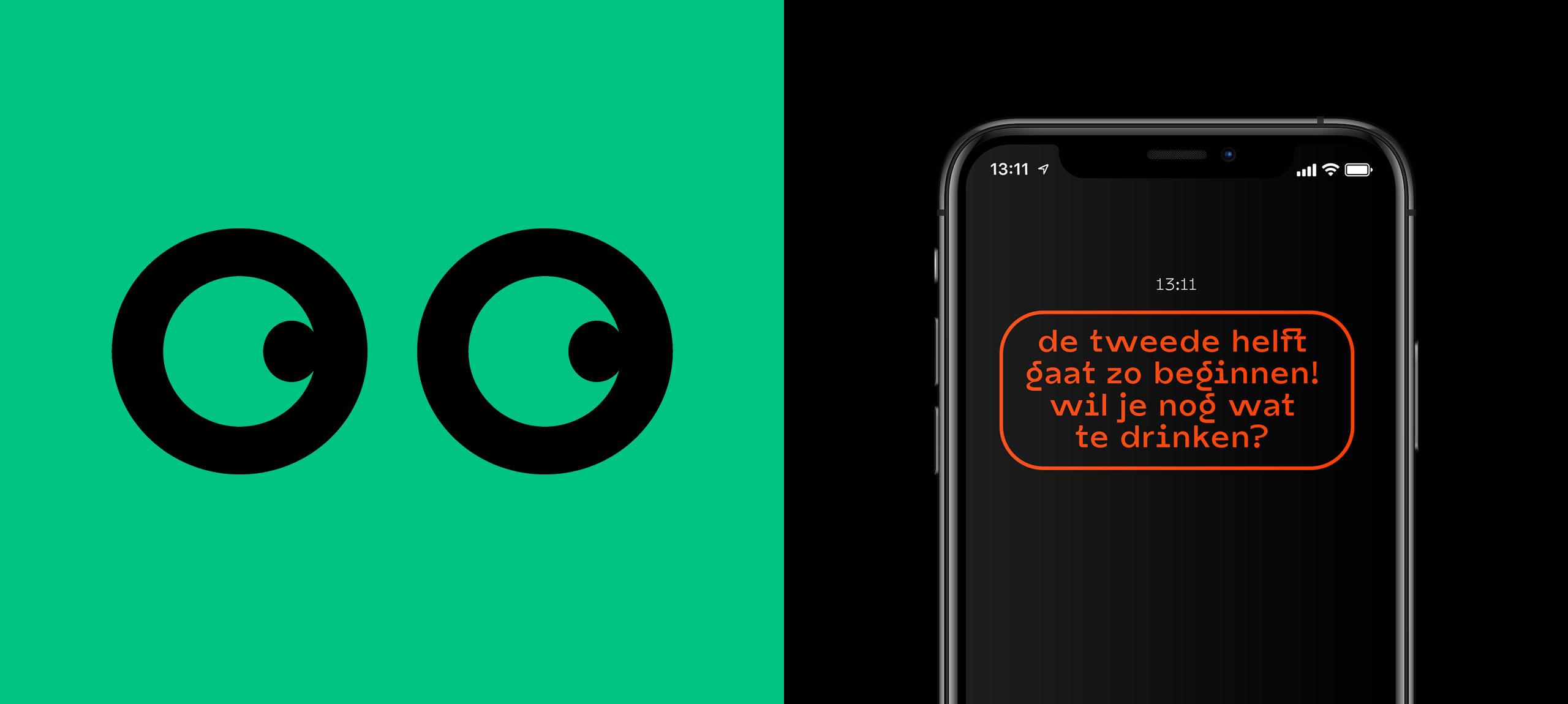 Doofer app notificatie