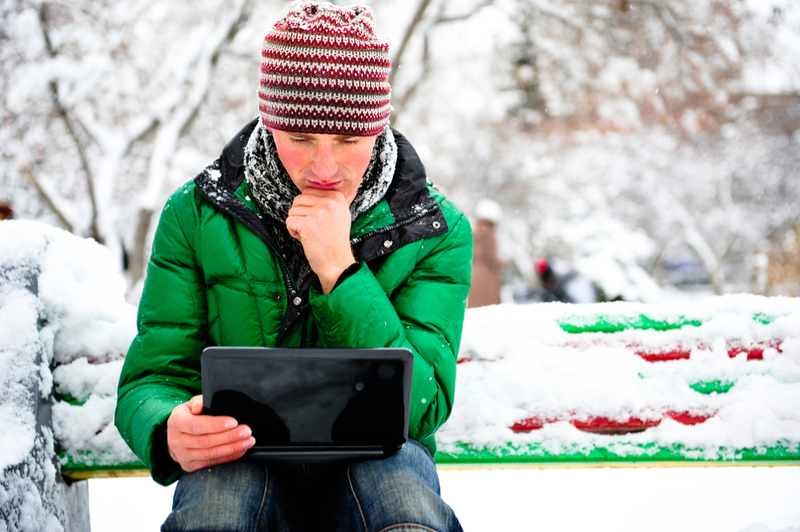 How to prepare your business for snow days
