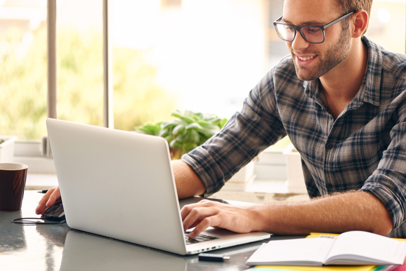 Ergonomics of a home office: ensuring productivity in remote workers