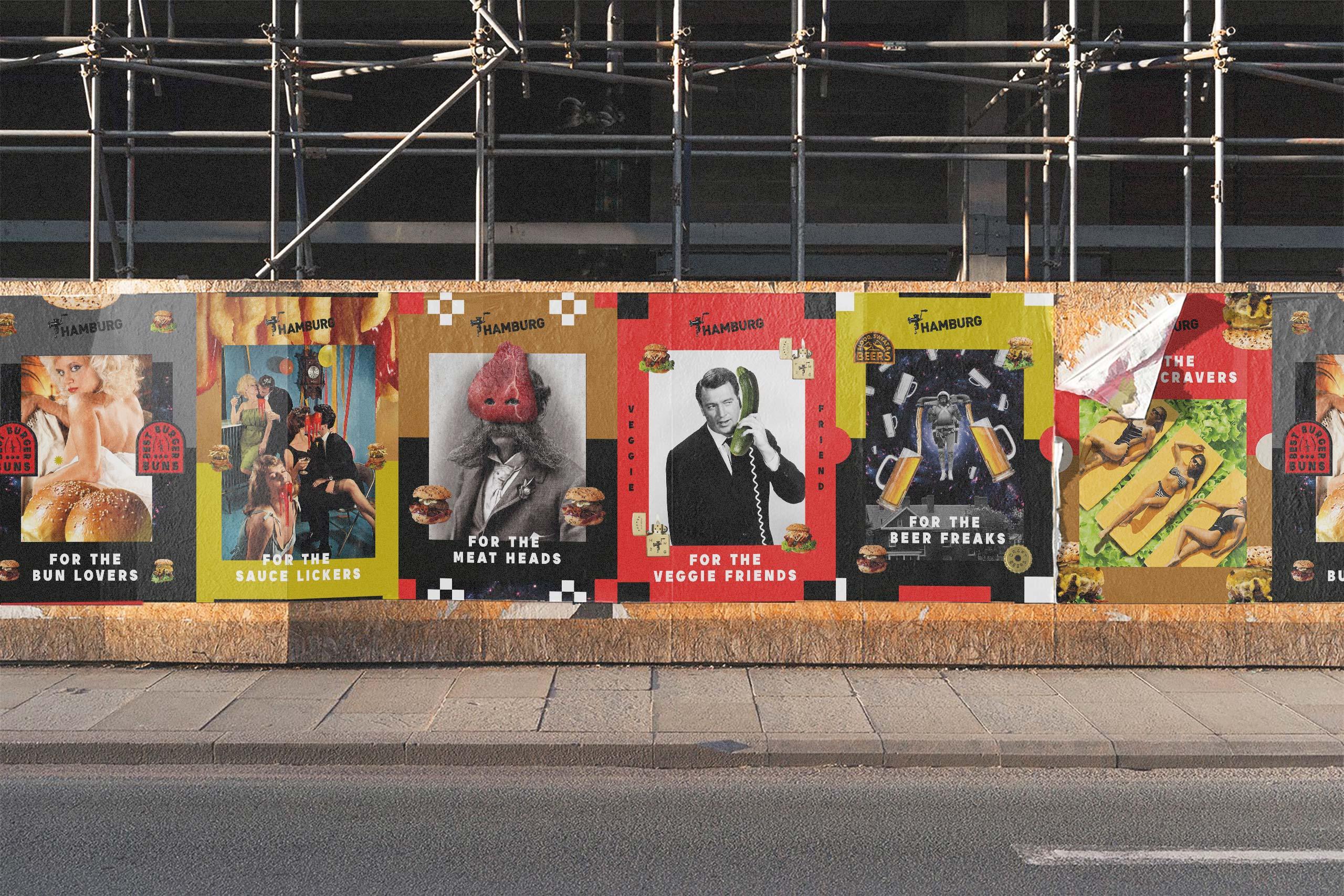 Hamburg posters