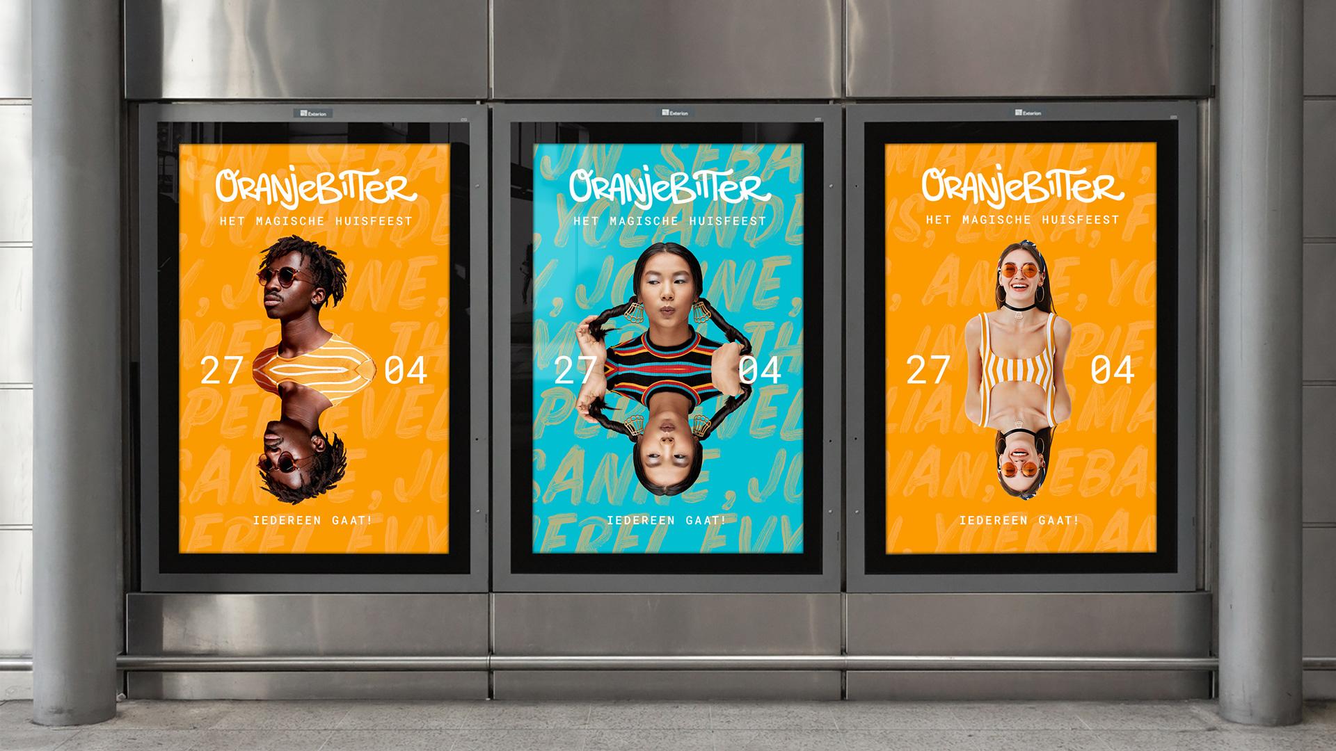 Campagne-Oranjebitter