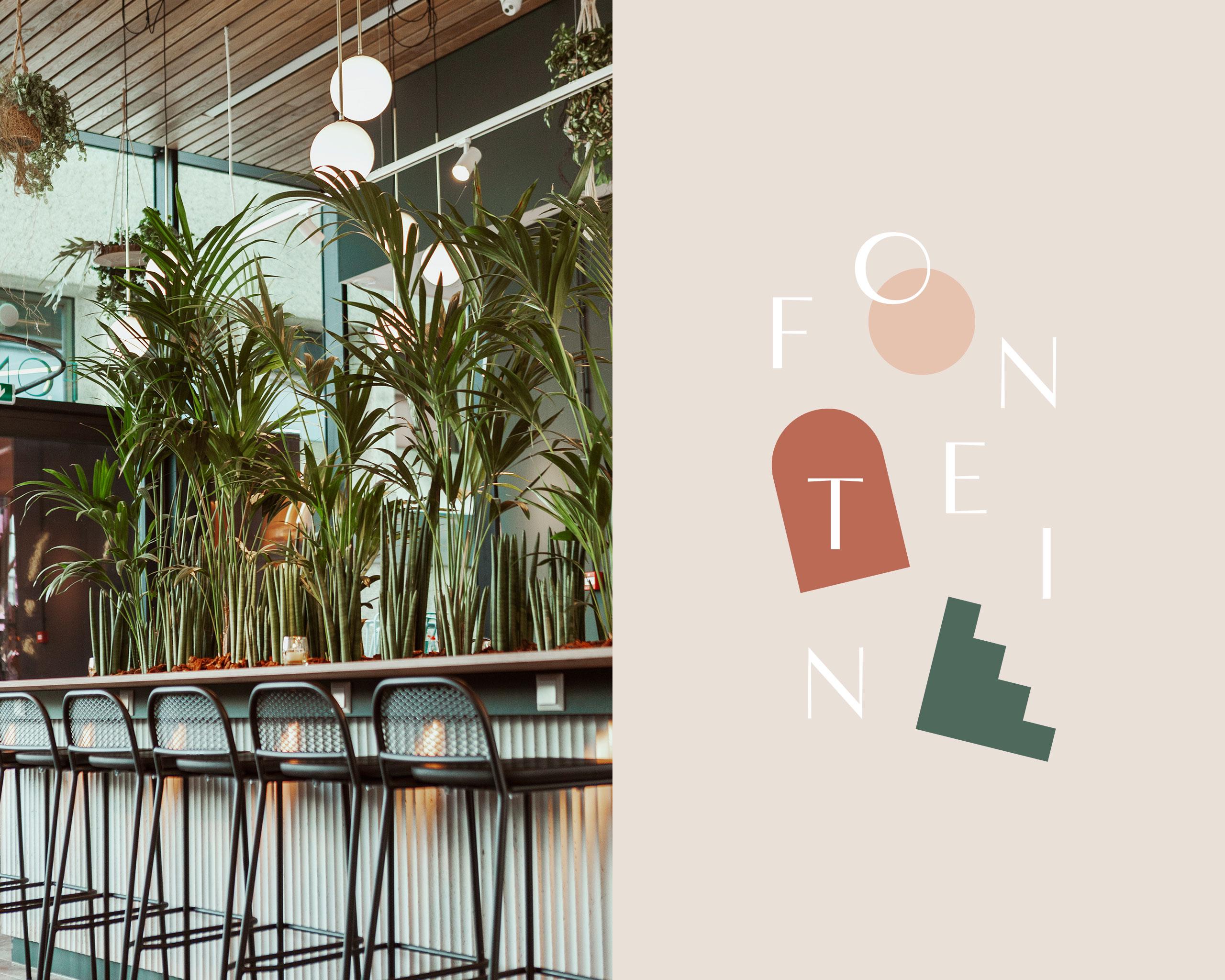 Website-Fontein