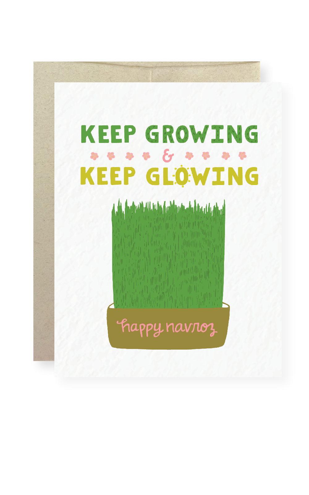Keep Growing, Keep Glowing