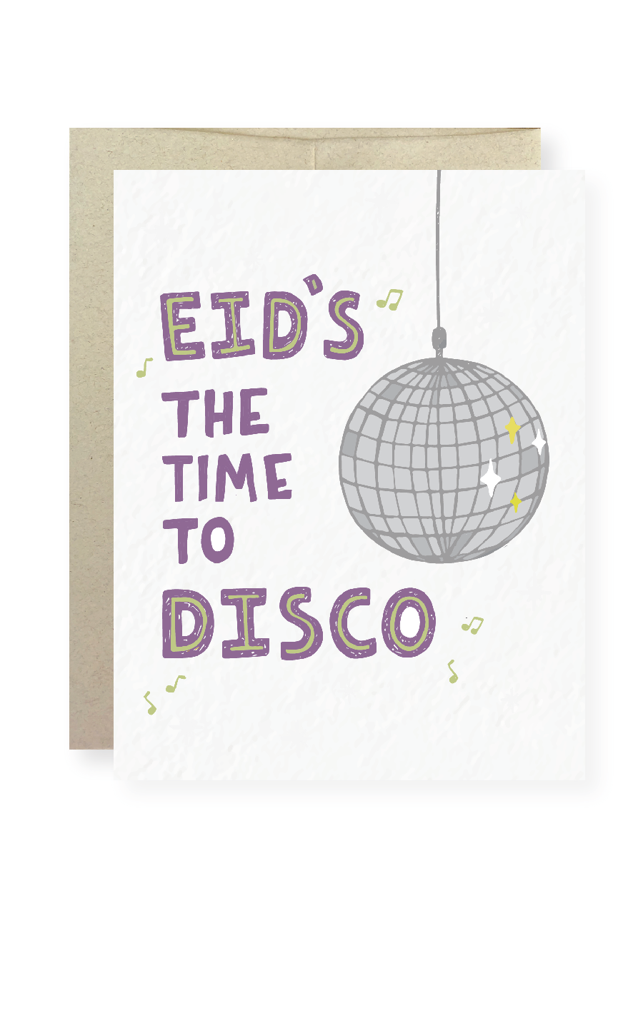 Eid's the Time to Disco