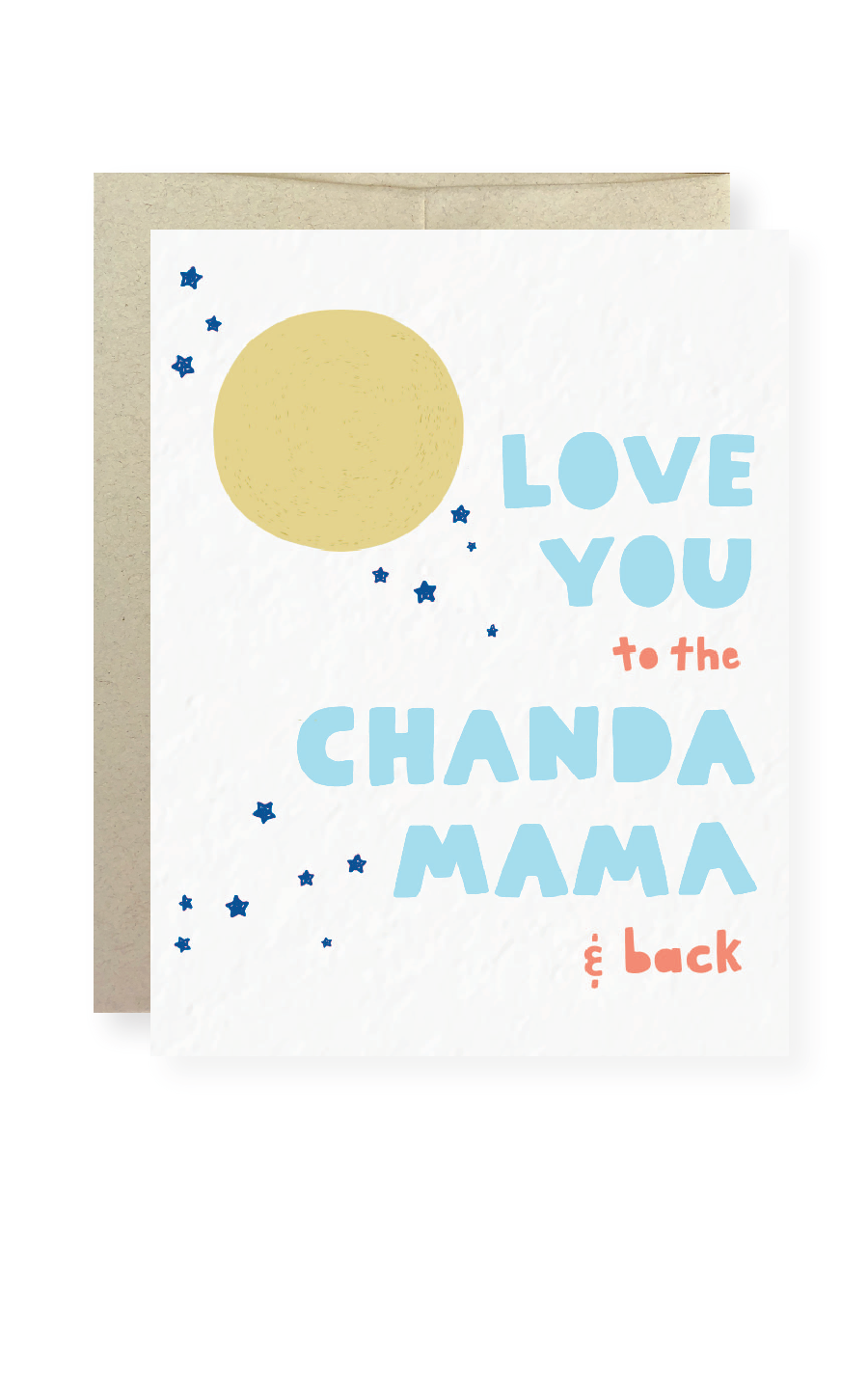 Chanda Mama and back