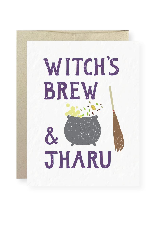 Brew & Jharu