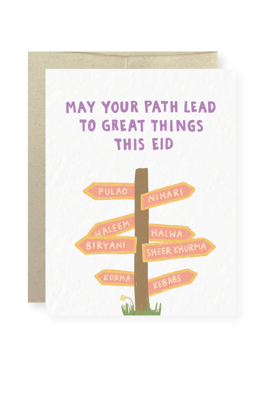 A Path filled with Great Things