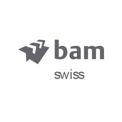 Logo der BAM Swiss AG