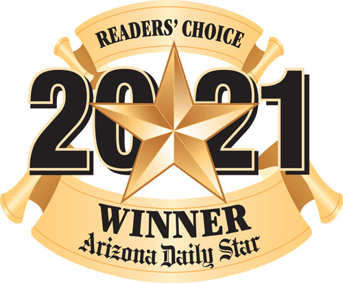 Readers' Choice 2021 Arizona Daily Star Winner
