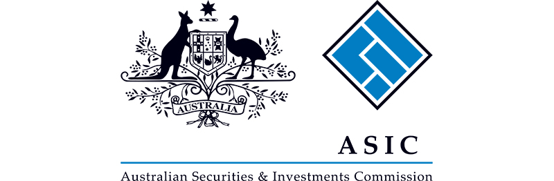 Australian Securities & Investments Commission logo