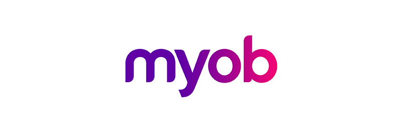 myob software logo
