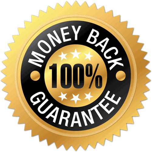 100% Money Back Guarantee if you are not happy with our pressure washing