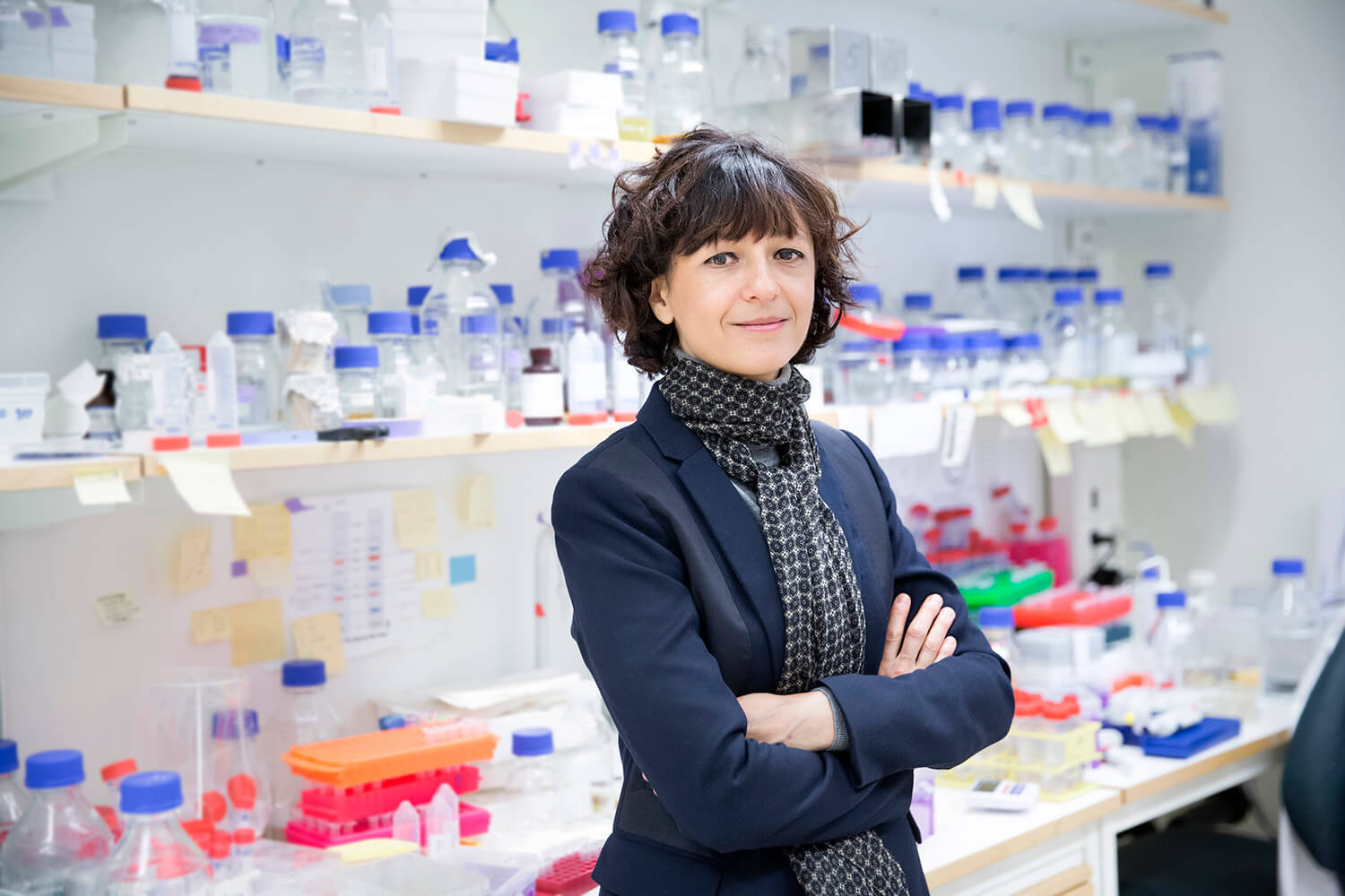 Emmanuelle Charpentier, honoured with the 2020 Nobel Prize in Chemistry