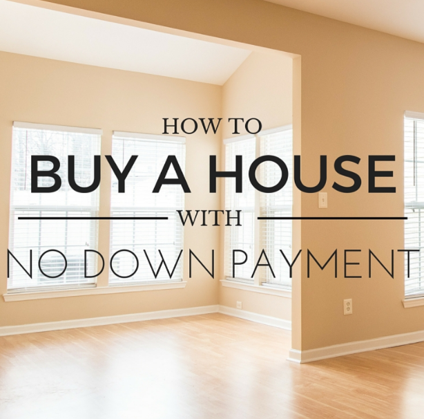 How To Buy A Home With Little OR No Money Down