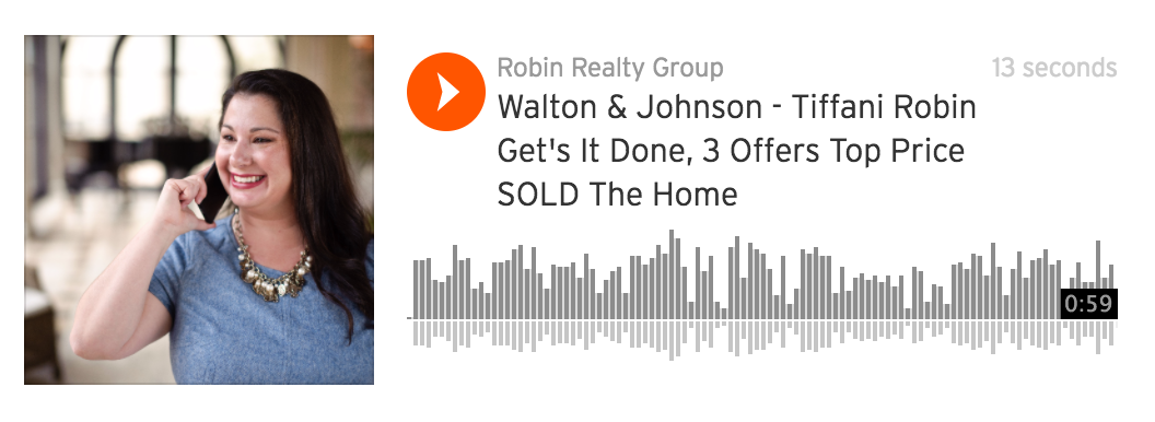 Walton & Johnson – How Tiffani Robin Get's It Done, 3 Offers Top Price SOLD The Home