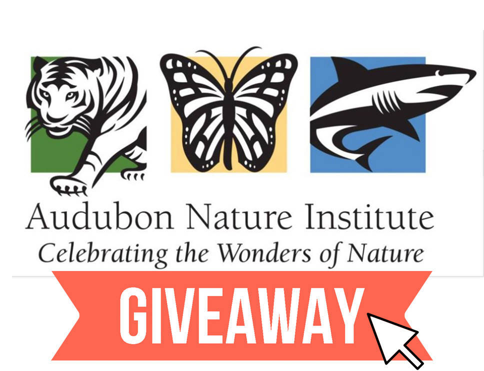 Audubon Institute Giveaway!!! Review Us AND WIN!