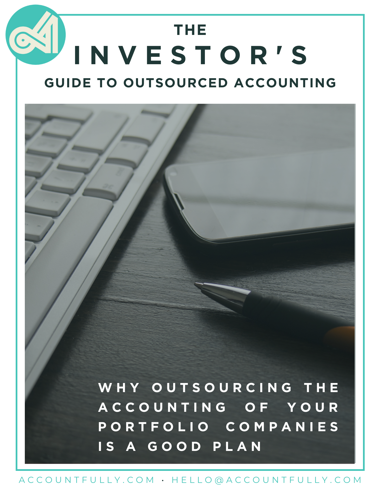 The Investor's Guide to Outsourced Accounting