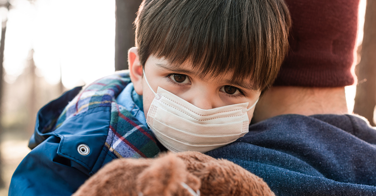 Children at risk of new disease