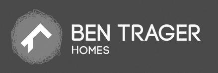 Ben Trager Homes Logo   Laura Niebel   Webflow Web Designer