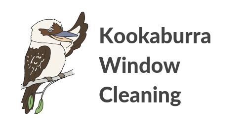 Kookaburra Window Cleaning Logo