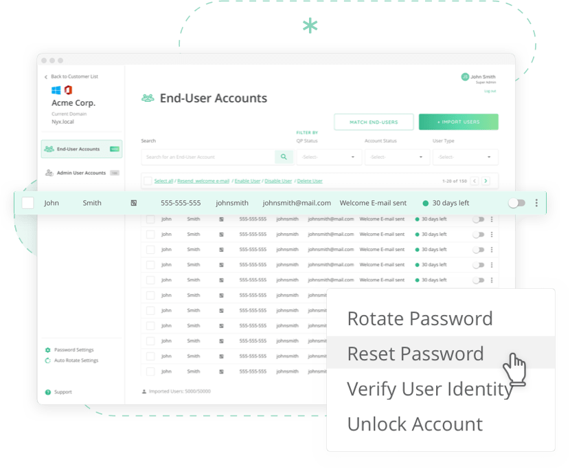 account-management-dashboard