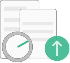 Icon for Help desk efficiency